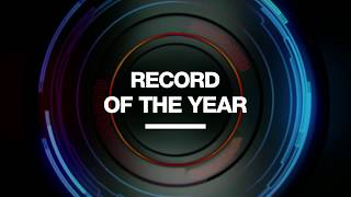 SAMA25 Record of The Year Nominees