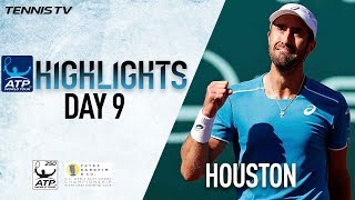 Highlights: Johnson Wins Back-To-Back Titles Houston 2018