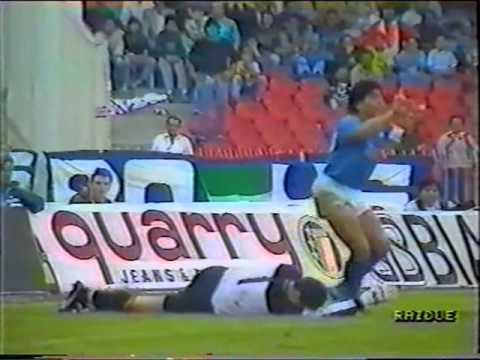 Napoli - Sporting L. UEFA Cup-1989/90 (0-0, pen)