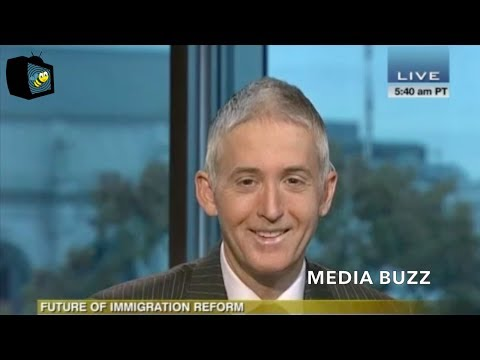 Trey Gowdy Takes Calls on LIVE TV for 30 Minutes About Future of Immigration, Healthcare, Trade