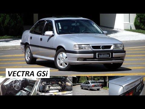 Garagem do Bellote TV: Vectra GSi