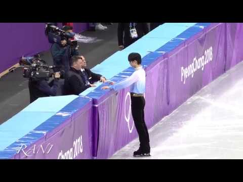 Yuzuru Hanyu Short program(SP) 4K 180216 Pyeongchang 2018 Figure Skating Men Single
