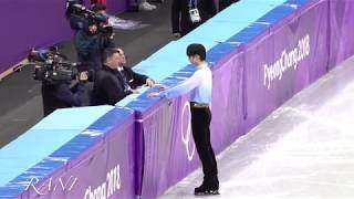 Yuzuru Hanyu Short program(SP) 4K 180216 Pyeongchang 2018 Figure Skating Men Single