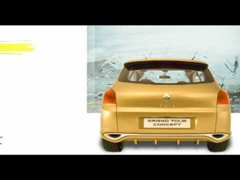 2007 Renault Clio Grand Tour Concept 03 Youtube