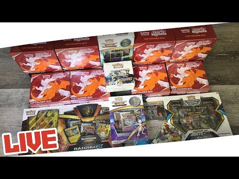 SPECIAL PACK OPENING STREAM! 110+ Booster! Boxen & Displays! Pokemon Booster Opening!