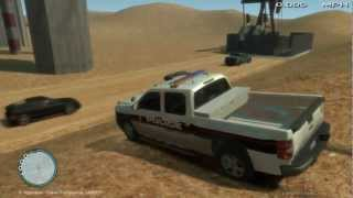 LCPDFR - Officer Speirs - Desert Patrol Day 1