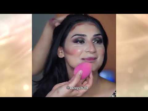 Before & After Amazing Makeup Transformation