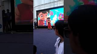 Super bheem dance at Phoenix mall