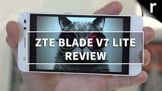 ZTE Blade V7 Lite Review (UK): Moto G4 rival?