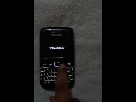 How to start blackberry device in safe mode