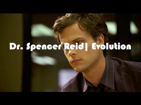 Dr spencer reid eleven seasons evolution