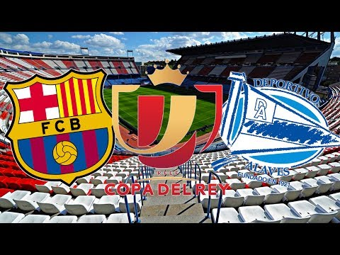 FC BARCELONA - ALAVÉS | FINAL COPA DEL REY 2017 | A UN PARTIDO DE LA GLORIA