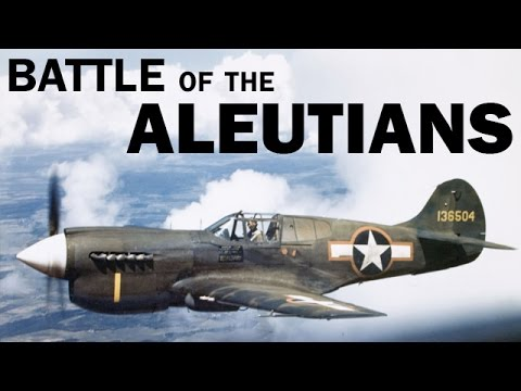 Forgotten Battle of the Aleutian Islands  | Alaska at War | WW2 Documentary in Color | 1943