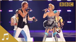Moldova - Eurovision Song Contest 2010 Semi Final  1 - BBC Three