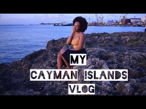 Travel Vlog// CAYMAN ISLANDS !