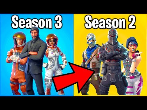RANKING EVERY BATTLE PASS IN FORTNITE FROM WORST TO BEST!