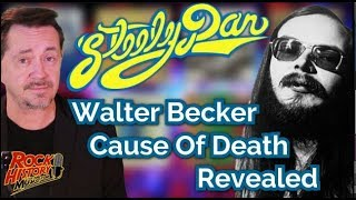 Steely Dan's Walter Becker Cause of death Revealed – He Went Quick