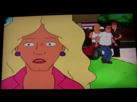 King of the Hill Nancy Lusts for Hank