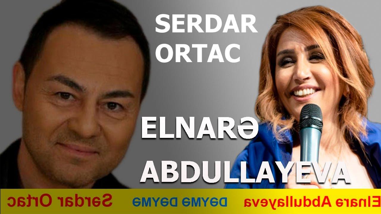 Serdar Ortac Elnare Abdullayevanı dinləyərkən kövrəldi