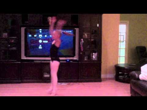 Madison and Lexi Dance