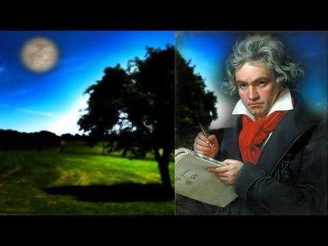 Klassische Musik - Beethoven - Moonlight Sonata - Mondscheinsonate  - Romantische Musik