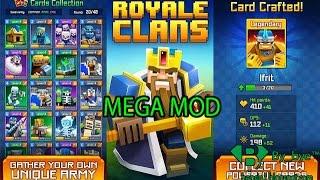 Royale Clans v3.89 | MEGA MOD -  Android