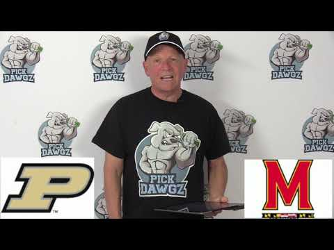 Maryland vs Purdue 1/18/20 Free College Basketball Pick and Prediction CBB Betting Tips