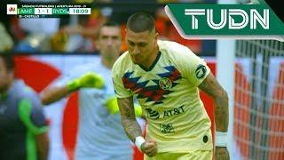 Gol de Nico Castillo | América 1 - 1 Monterrey | Liga MX - Ap19 | TUDN México