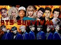 BTS - Who Would You Choose | STAGE 9 | Hunger Games