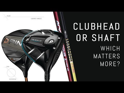 Driver Clubhead or Shaft | Which Matters More?