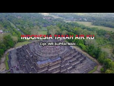 Lagu Indonesia Raya With Intro And Text