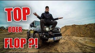 Der neue Suzuki Jimny ! Top oder Flop ?! | ItsMarvin