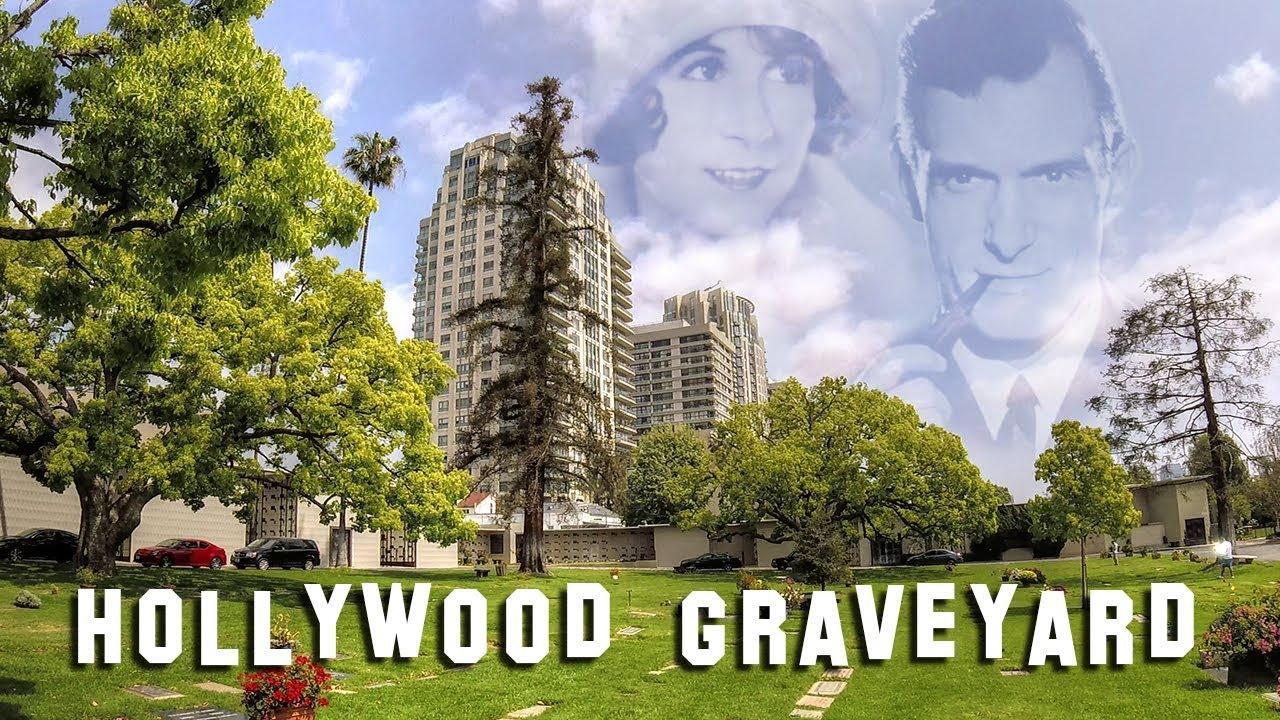 FAMOUS GRAVE TOUR - Westwood #4 (Hugh Hefner, Virginia Fox, etc.) by: Hollywood Graveyard