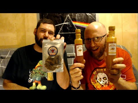 Swell and Rozz's Chilli Reviews. #17 Jono Griff's QUAL!!