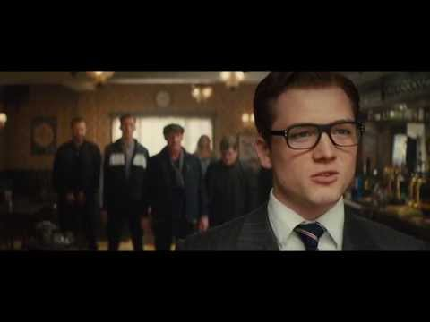 Kingsman: The Secret Service final credits scene