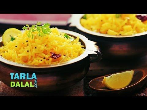 Lemon Rice By Tarla Dalal