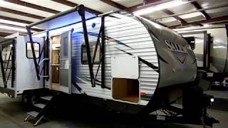 2018 1/2 Forestriver Salem 27REI Travel Trailer at Couch's RV Nation