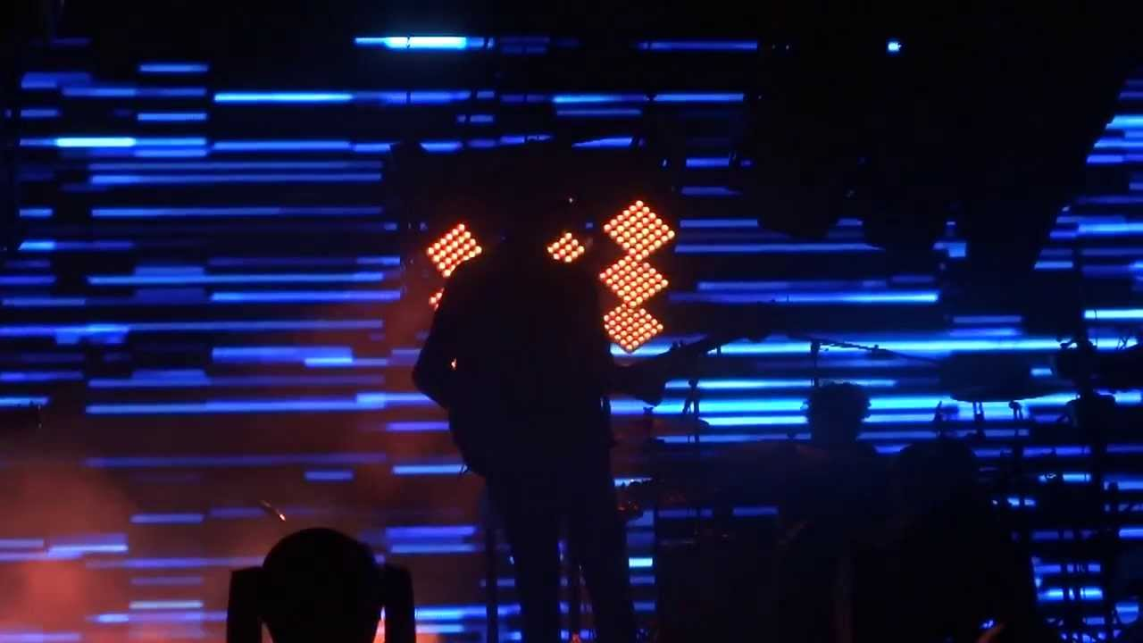 Nine Inch Nails - The Big Come Down (Live at the Prudential Center ...