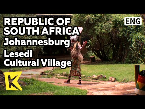 【K】South Africa Travel-Johannesburg[남아공 여행-요하네스버그]레세디 민속촌/Lesedi Cultural Village/Siyanamukela/Cloth