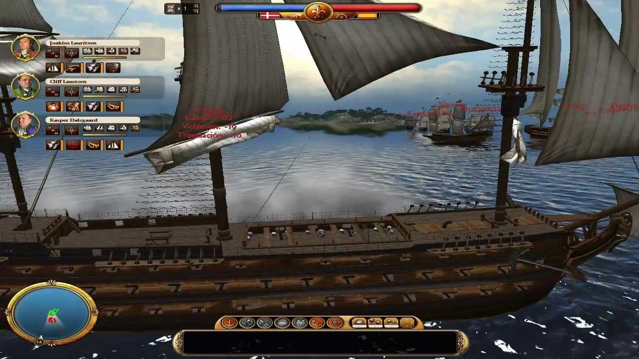 Top De Videojuegos De Barcos Y Piratas Youtube