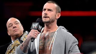 Why CM Punk Is Going Back To WWE