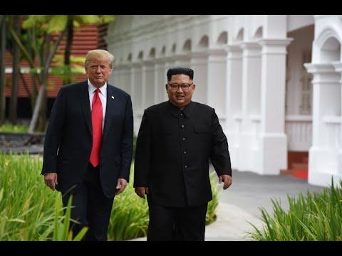 واشنطن تدفع بيونغ يانغ لنزع أسلحتها النووية  - نشر قبل 14 دقيقة