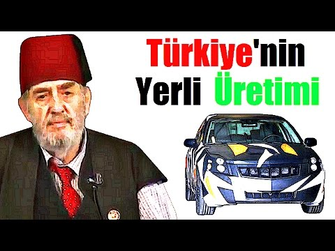 (C141) Cumartesi Sohbetleri - Türkiye'nin Yerli Üretimi, Üstad Kadir Mısıroğlu, 17.10.2015