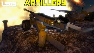 Space Engineers - Artillery Fire Missions