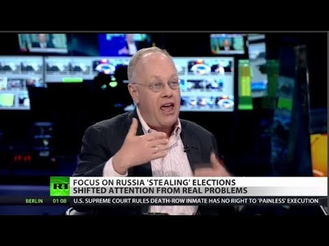 Chris Hedges: 'Democrats set the table for Russiagate'