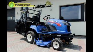 ISEKI SXG 323+ traktorek kosiarka samojezdna TRAKTOR.COM.PL