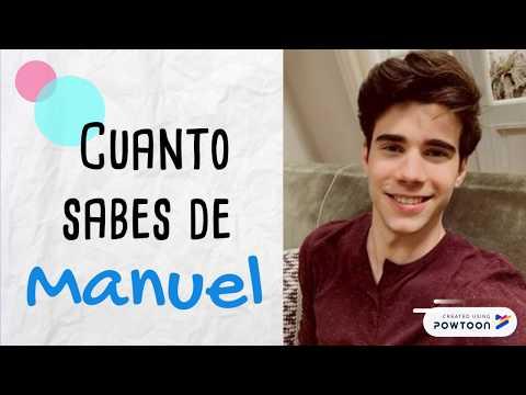 QUIZ ¿Cuánto Sabes De Manuel?