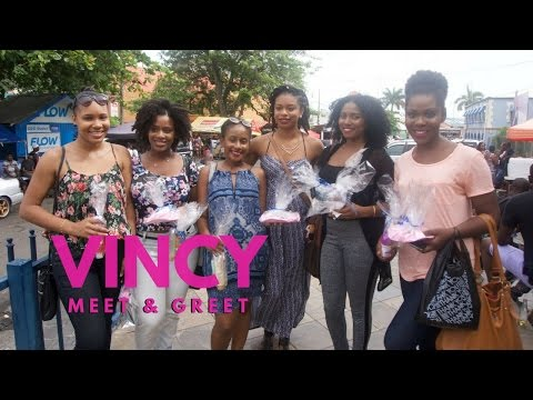 VINCY MEET AND GREET | ST. VINCENT