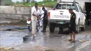 chakswari car wash near petrol station