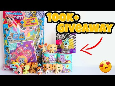 LPS: 100K GIVEAWAY! (Thank you ❤)